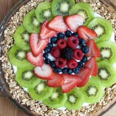 siggi's Breakfast Pie