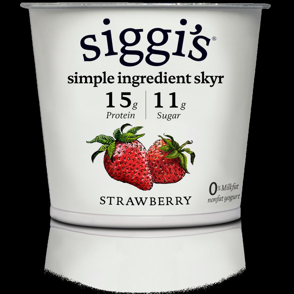 Strawberry Non-Fat